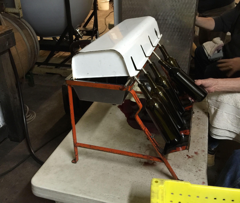 Bottling Line - Step 2 - Filler
