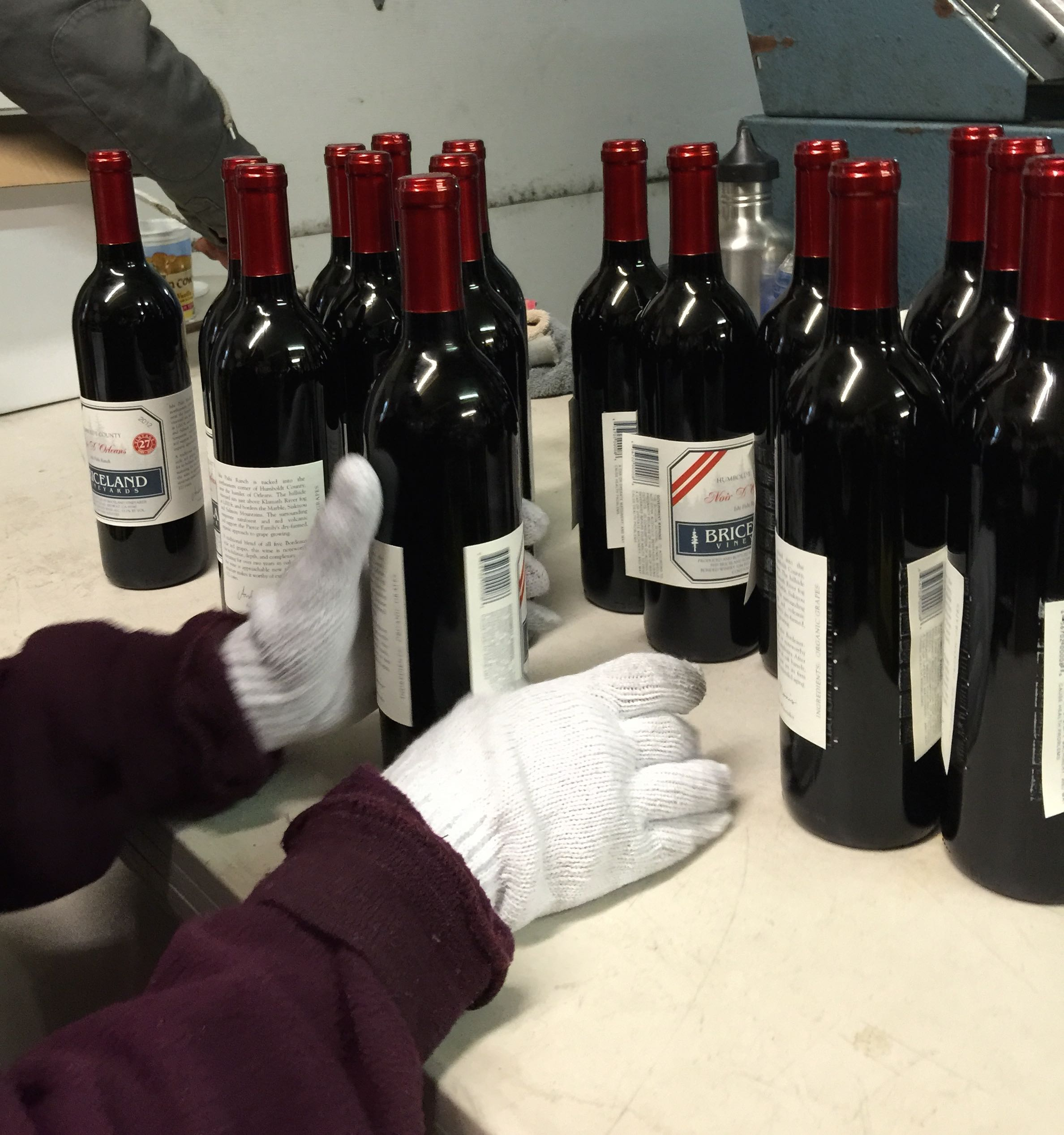 Bottling Line - Step 6 - Smoother